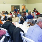 Christmas Party for Group Home Residents